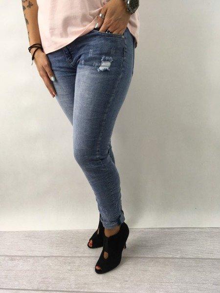 Spodnie jeansy M