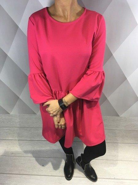 Sukienka różowa