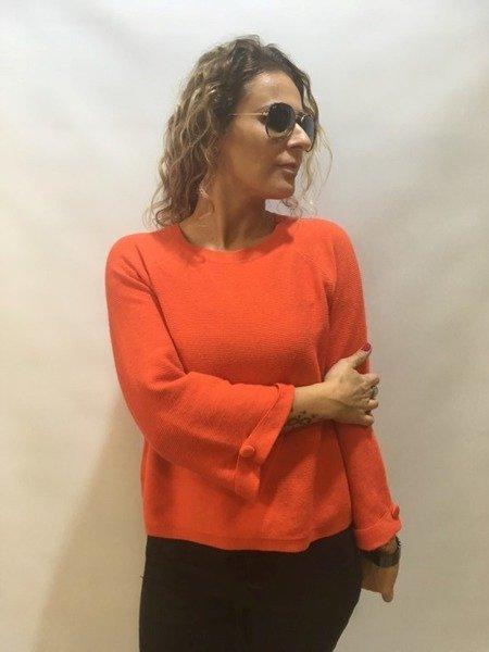 Sweter orange