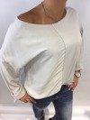 Bluzka klasyczna szara