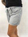 Spodnie krótkie szare