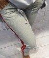 Spodnie z czerwonym lampasem L.